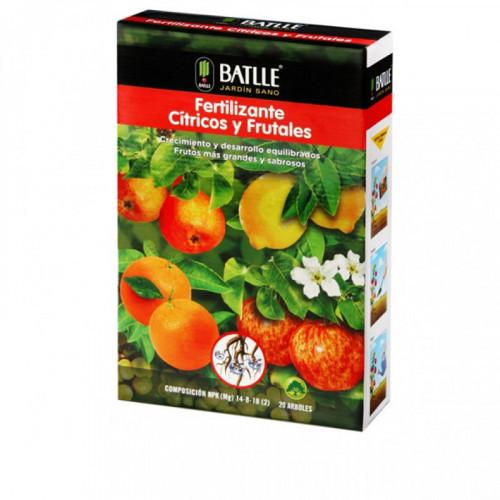 Fertilizante CITRICOS Y FRUTALES 5KG