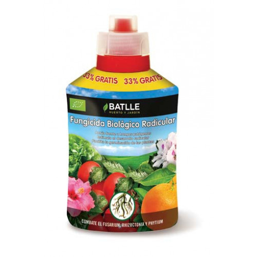 Fungicida BIOLOGICO 5L