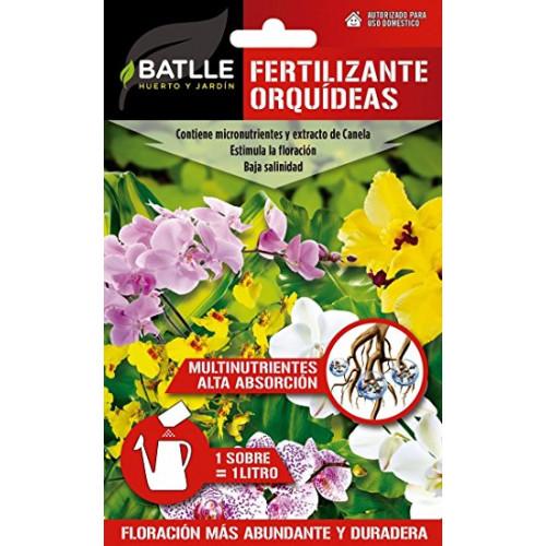 Fertilizante ORQUIDEAS PARA 1L