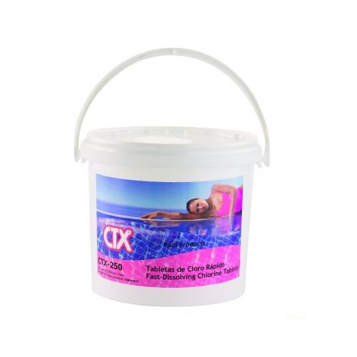 Cloro ultrarápido CTX - Envase 5 Kg