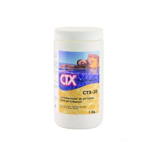Incrementador de PH CTX - Envase 6 kilos