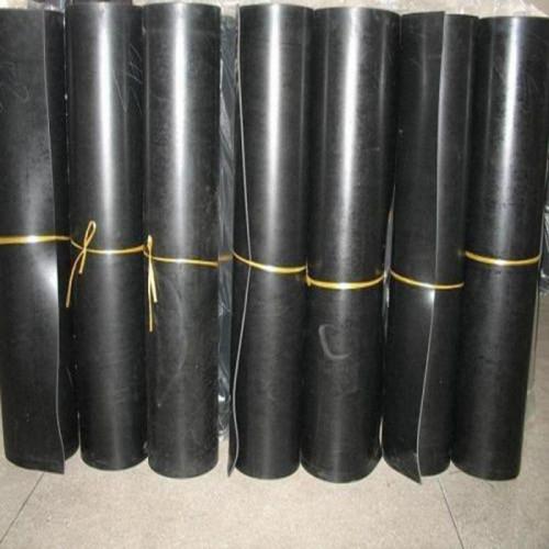Rollo SBR 1,40M ancho - Plancha de goma, color negro