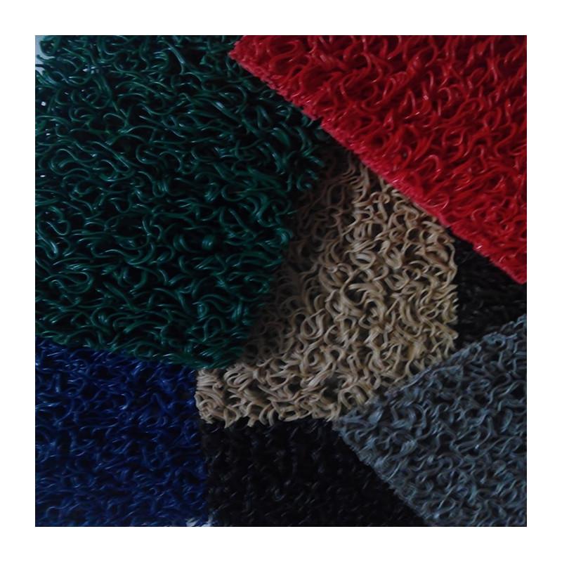 Felpudos Rizo De Pvc En Varios Colores Y Medidas Mejor