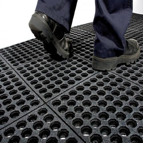 Pavimento alveolar - Varias medidas. Color negro