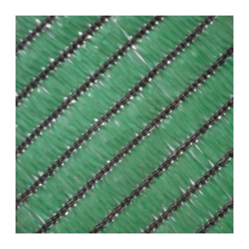 Malla de sombreo plana - Metro lineal