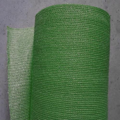 Malla separadora color verde- Rollo de 100 metros