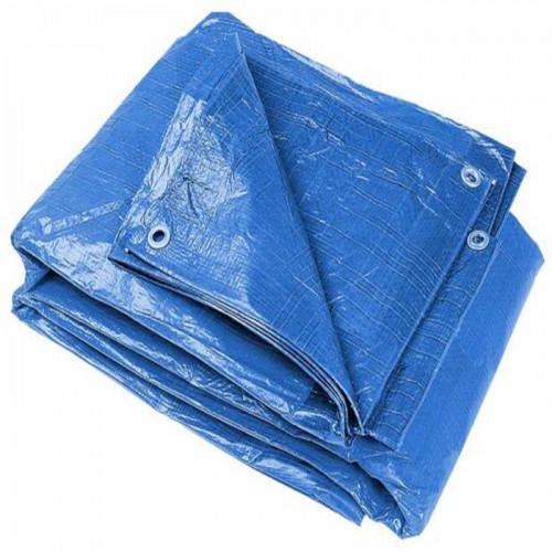 Toldo de polietileno - Color azul. Varias medidas