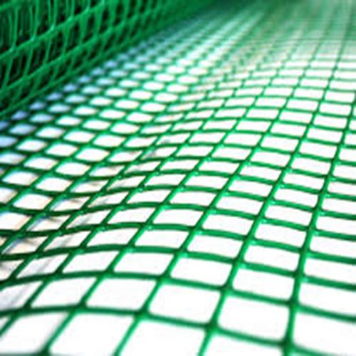 Malla cerramiento cuadrado - Rollo de 30 metros - Color verde o blanco