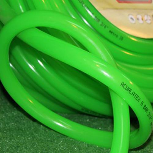 Manguera Aqualatex verde - Rollo de 50 metros