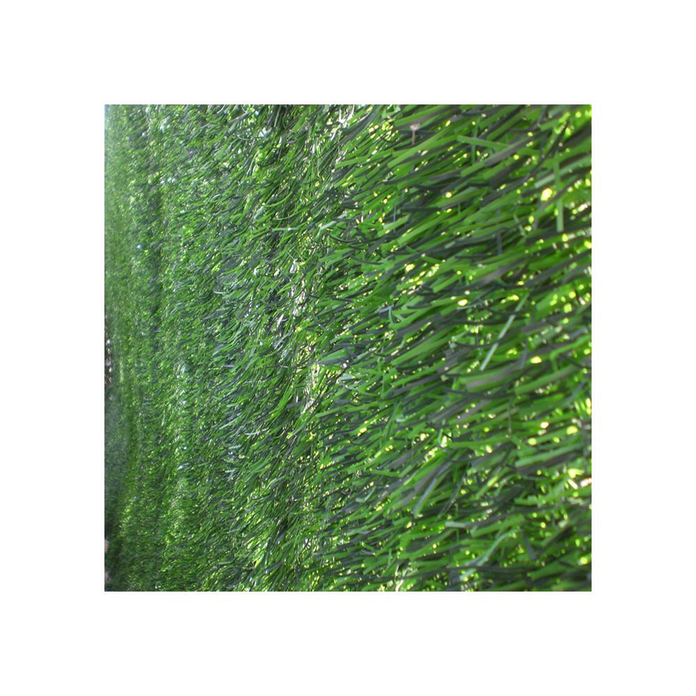 Setos artificiales en verde para dar sombra y ocultar el jard n - Ocultacion para jardin ...