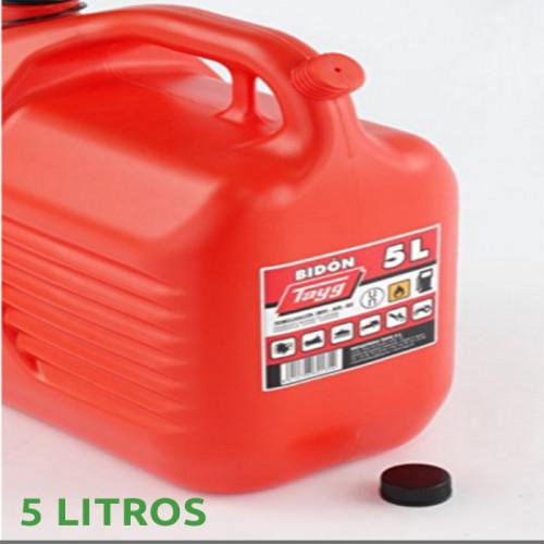 Bidón de gasolina - 5 y 10 litros