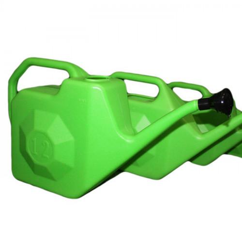 Regadera en color verde - Varias medidas