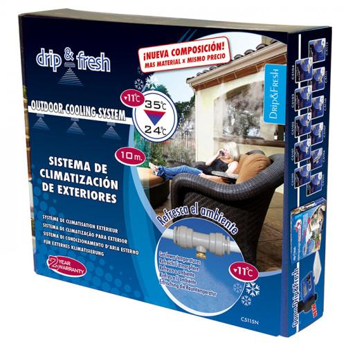 Kit de nebulización DRIP AND FRESH