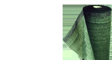 Mallas de sombreo al 100% de ocultación